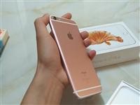 因換新手機,現出售學生個人自用的iPhone6s plus國行,玫瑰金64G內存,成色新,價格140...