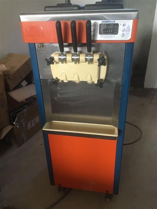 低價出售一臺冰淇淋機只有一臺,需要的聯系我