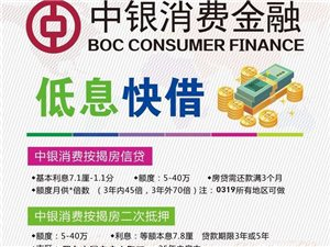 中银消费金融