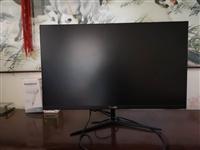 27寸144hz電競電腦顯示器。全新1200買的,買了感覺屏幕太小,都沒使用。有喜歡射擊類游戲,想買...