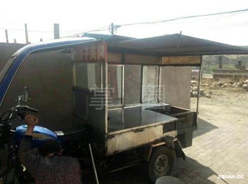 出售這輛九成新運城餅子夾肉車
