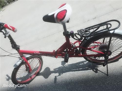 现因本人搬家至另一个城市,有一辆自行车欲出售,车身完好无损,各零件部位均完好,此车可折叠,可变速,可...