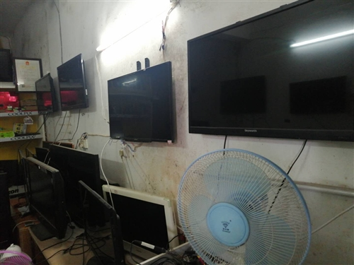 本店有液晶电视机,冰箱,电脑,笔记本,各位二手电器出售电话13976929892