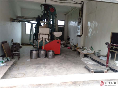 日產20噸大米標配加工設備一套,湖南湘糧機廠生產的,14年的設備。,由于生產許可證到期,現整套設備轉...