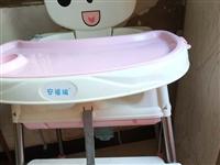 儿童餐椅出售,买了三个月平时很少坐,女儿现在一岁了就更不肯做了