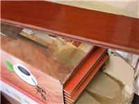 强化复合地板是新的,因家里装修多了,因此卖出,有42个平方的地板,规格:1220*172*12mm,...