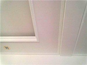 刮膩子,刮大白乳膠漆,鋼化安裝石膏線,舊房翻新修補