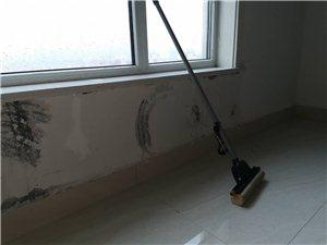 新房窗户漏水
