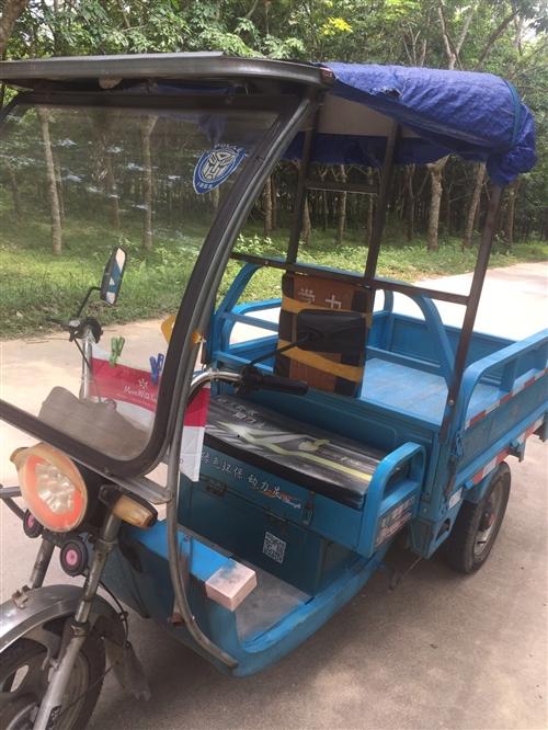 常力电动三轮车一辆,电池刚换了一年不到,车况良好,因为转行,现便宜卖掉,1650元,不议价,非诚勿扰...