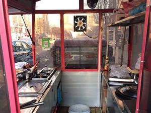 二手小吃车,可做手抓饼,烤冷面,煎饼果子,烤生蚝,炸串,有意者电联