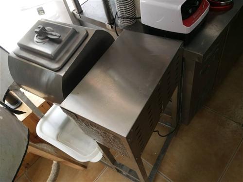 转让奶茶设备和炸锅,烤箱等设备 ,都是新的刚用半年多点,全套都要,可以送奶茶材料和腌料