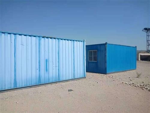 二手集裝箱活動房處理,內外整潔干凈,5.6x2.18x2.13,地點盂縣一口價不刀,自提。