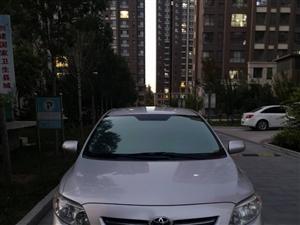 出售2008年丰田卡罗拉