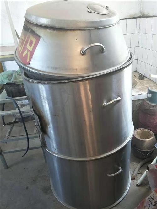 出售二手烤鴨爐 電子秤 氣泵。冰柜。大太陽傘。大電飯鍋 新爐灶 大小白鋼桶 電餅檔 烤鴨掛鉤 塑料桶...