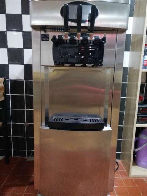 出售九成新冰激凌机电话15200046100