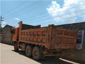 陕汽德龙双桥车340大磅机