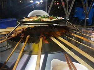 镇巴首家火盆烤肉