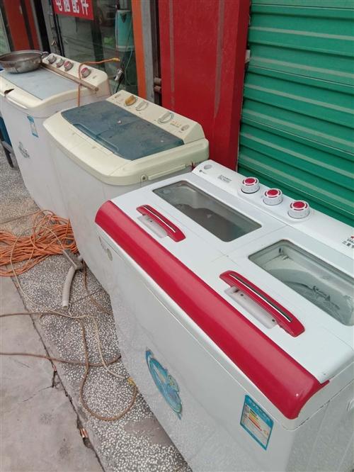 长期销售二手洗衣机