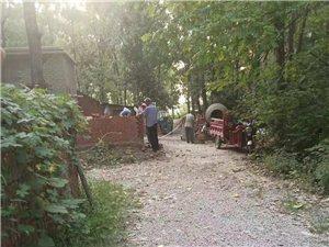 建房子占公用道路