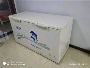 生意不干了,澳柯玛品牌冰柜一台全铜管低价转让,用了不到一年九成新四百多升,现便宜处理。