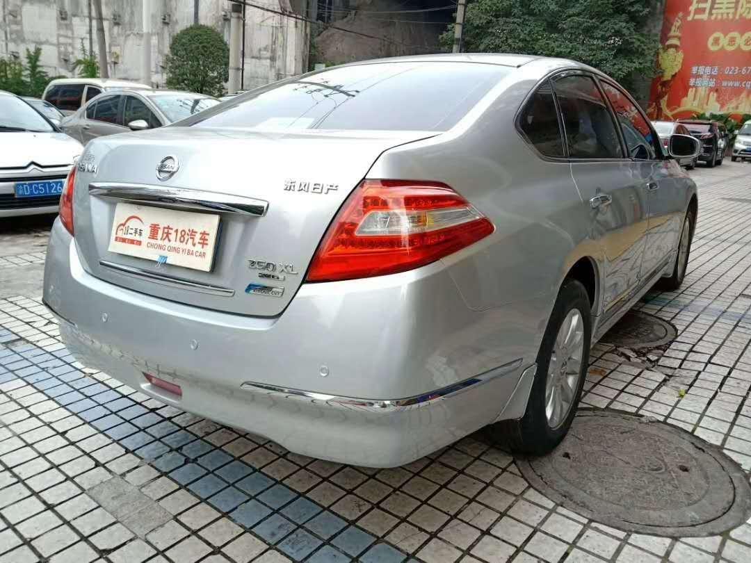 【车辆信息】2009款  天籁  公爵 2.5L
