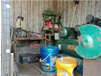 流动电氧焊设备