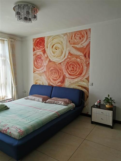 慕思床及乳胶床垫,九成新,使用情况非常好,现出售