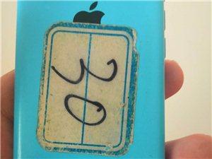 二手苹果5c低价出售正常使用
