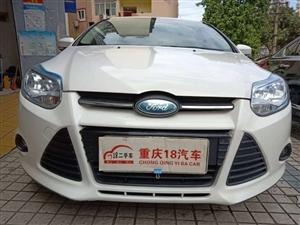 【车辆信息】2015款 福克斯 三厢 1.6L