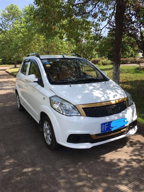 江铃新能源汽车,车辆自己上班用,车况好,10月15日刚上保险,便宜转让!