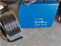 新品电焊机,未拆封使用,配套齐全
