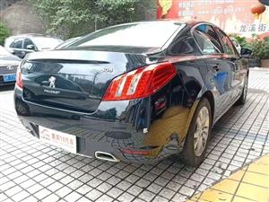 【车辆信息】标致508 2013款 2.3L 两周