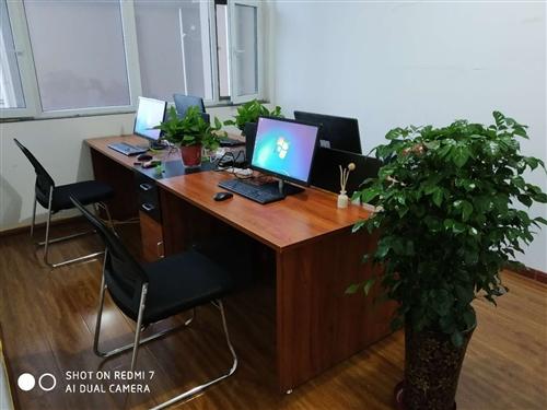 公司低價處理辦公用品聯想品牌電腦和筆記本   打印機   全新實木茶臺