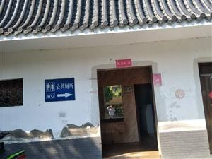 临泉城区这个公厕该称赞