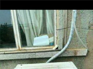 专业空调安装空调移机水钻打眼家政服务搞卫生擦玻璃