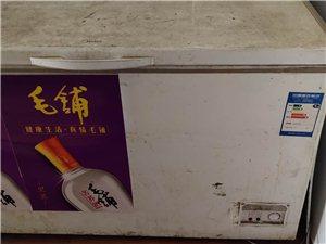 冰柜一台,冷藏柜一台