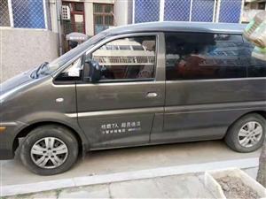 出售东风风行菱智1.6排量商务面包车一辆