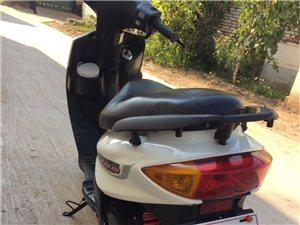 出售闲置一手摩托车一辆