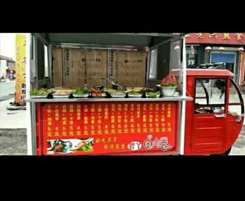 电动烧烤车出售
