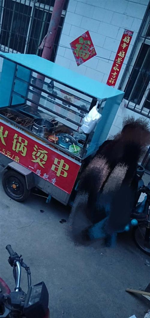 鐵板燒,烤腸,火鍋串串