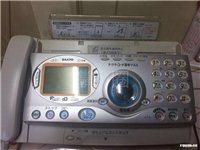 低價出售日本產電話傳真機,日本帶回,八成新,配電壓轉換器。有意者請電話聯系。