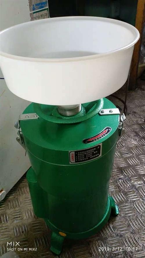 本人有一臺商用豆漿機漿渣分離免濾磨漿機全自動大容量打漿機豆腐機,之前想做豆腐腦胡辣湯化了580元買的...