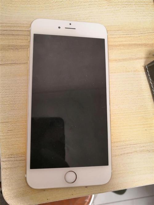 苹果6P(64G)换电话了,两个都出售,一个850,没拆过机