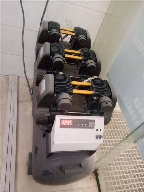 九成新超靜音空氣壓縮機,六合一多功能鼓,甩干桶低價出售,買到就是賺到