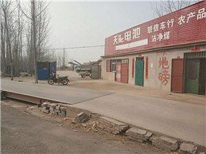 衡水冀州区南午村洋灰地面有铲车脱粒机出租