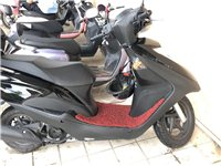 新大洲本田踏板摩托車,因想換大排量故出售。車子沒有任何問題,排量125,準新車230公里。。手續齊全...