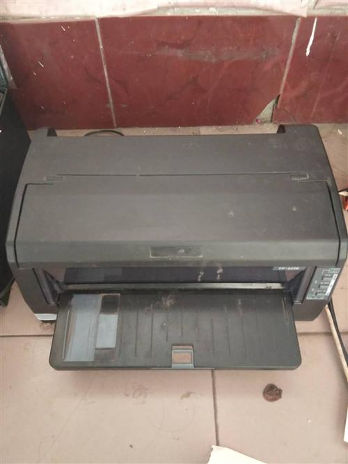 出售映美FP-620K针式打印机一台,运行良好。260元出售。