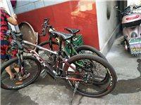 九成新山地自行车。买的时候是1000多买的。YB亚博体育网页版登录都有这个专卖店。现在愿意500元出让,有意者电话联系...