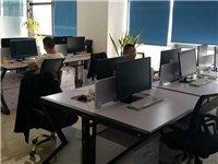 皇冠赌场平台95成新办公电脑,      还有各种办公设备
