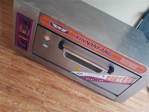因店面扩张,单层新南方烤箱出售,8成新,只断断续续用了一年,低价出售,诚心想买的价格面议